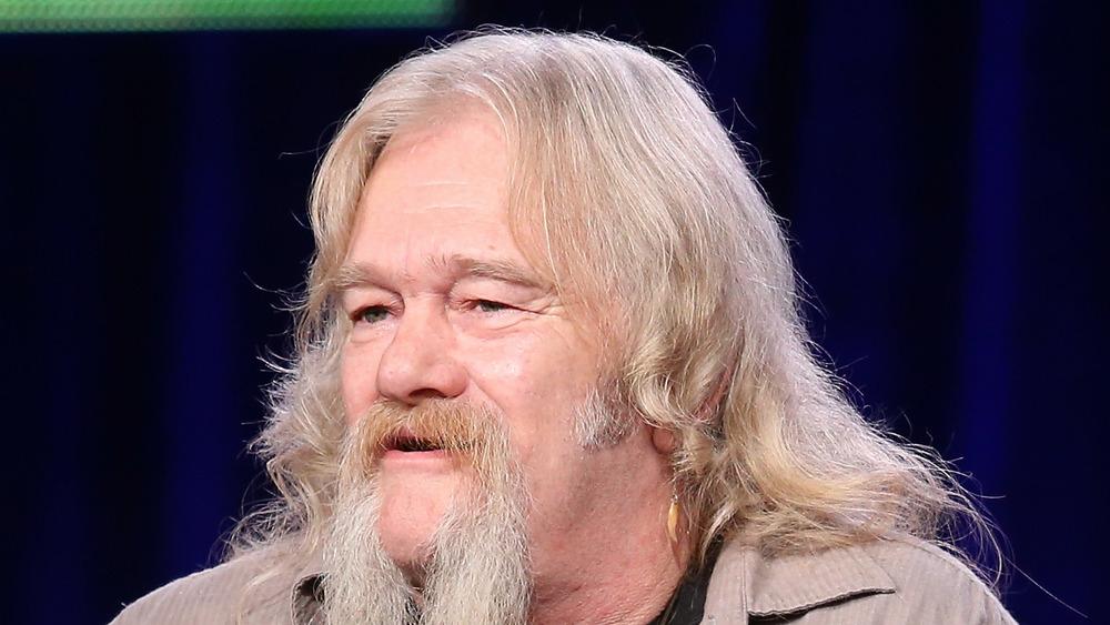 Alaskan Bush People's Billy Brown