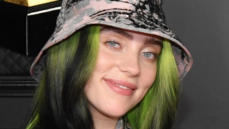 A popular photo of Billie Eilish