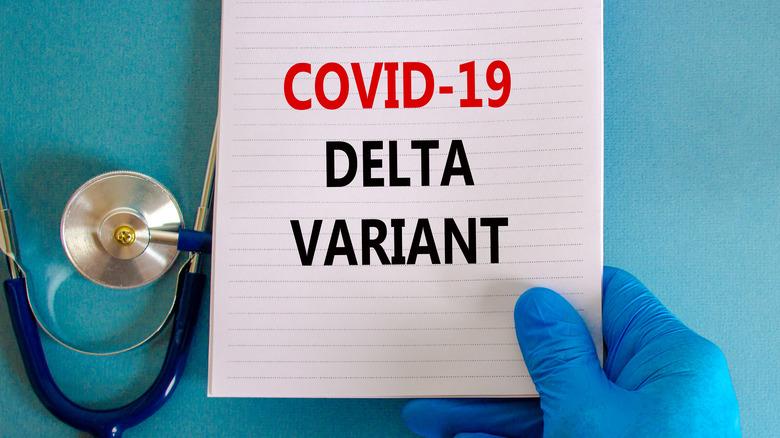 delta variant graphic