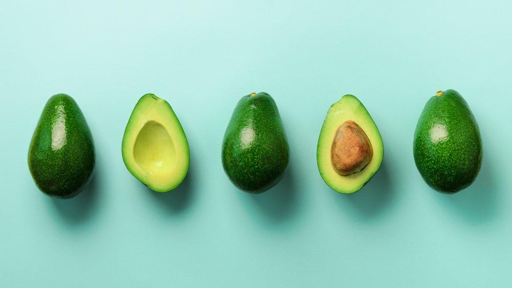 healthy fat: avocados