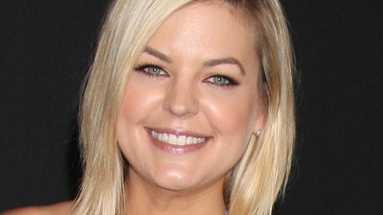 Actress Kirsten Storms