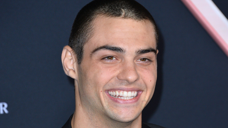 Close up of actor Noah Centineo