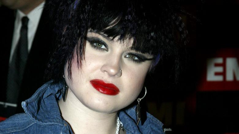 Kelly Osbourne post Grammy party