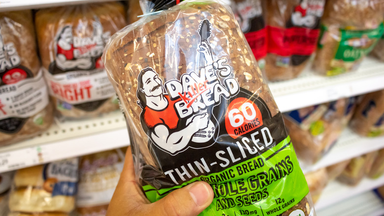 loaf of dave's killer bread