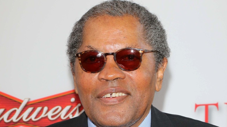Clarence Williams III at an event