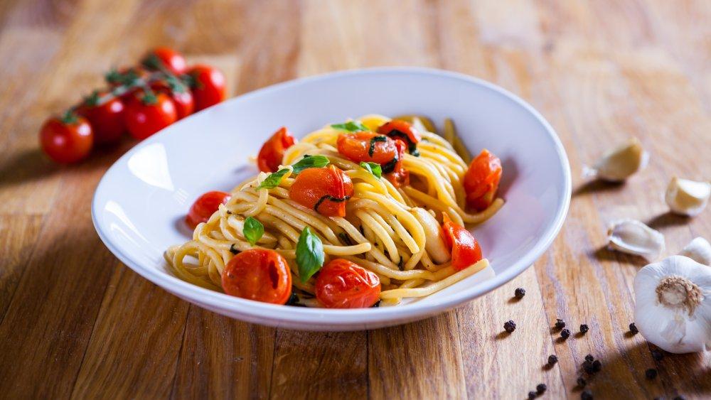 Best pre-run food: Pasta