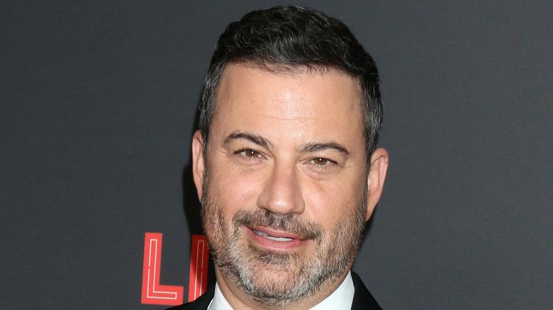 Jimmy Kimmel at an event