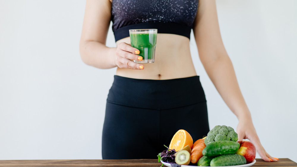 smoothie ingredients for gut health