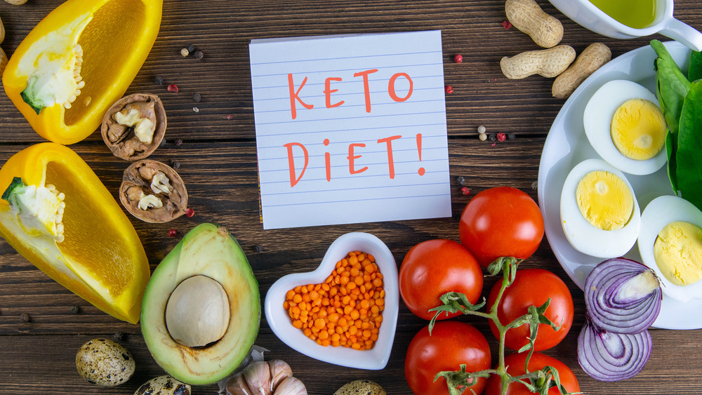 keto diet-approved foods