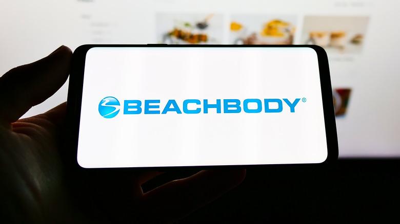 Beachbody app and website
