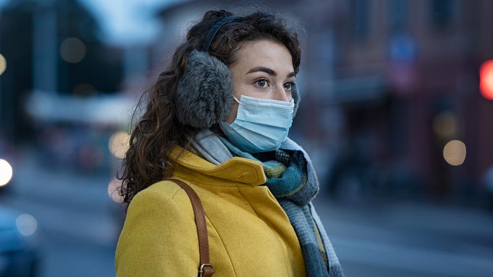 COVID-19 in winter