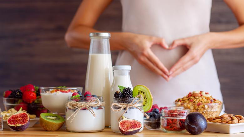 digestive health - probiotics