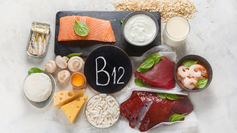 food sources of vitamin B12