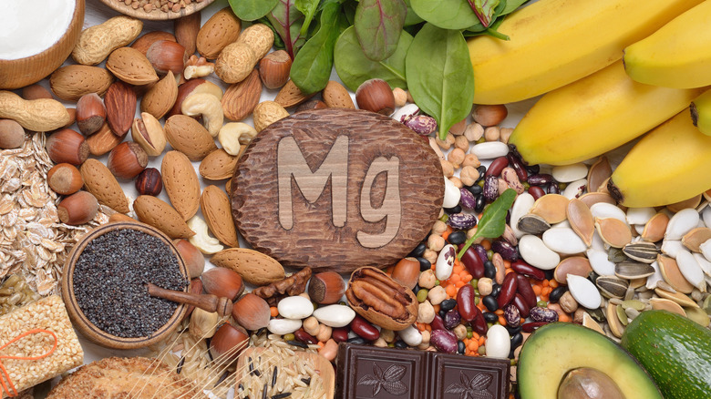 foods that contain magnesium