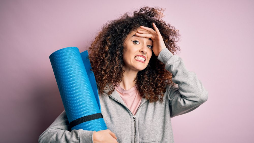 Yoga and stress