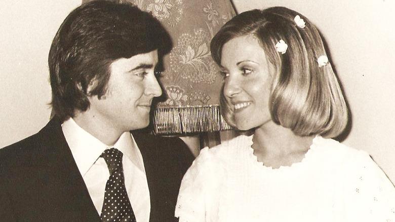 1970s wedding photo