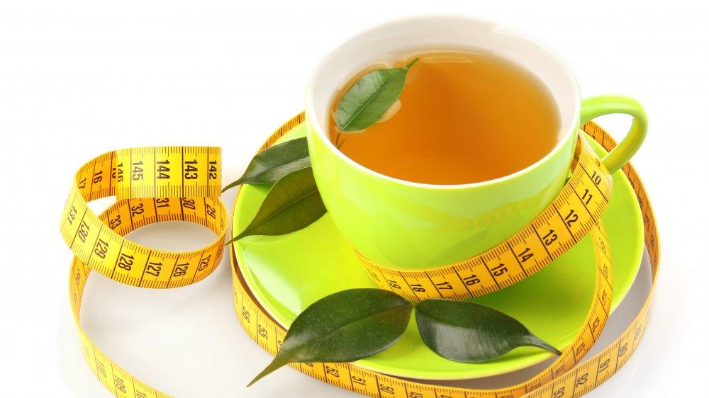 Weight loss, tea