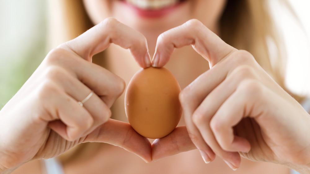 eggs prepared various ways