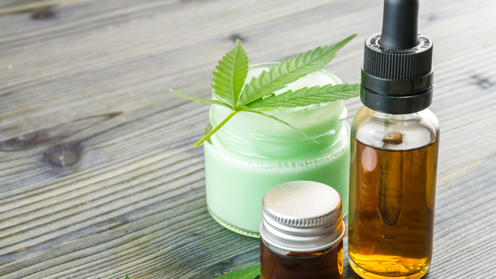 different types of CBD products