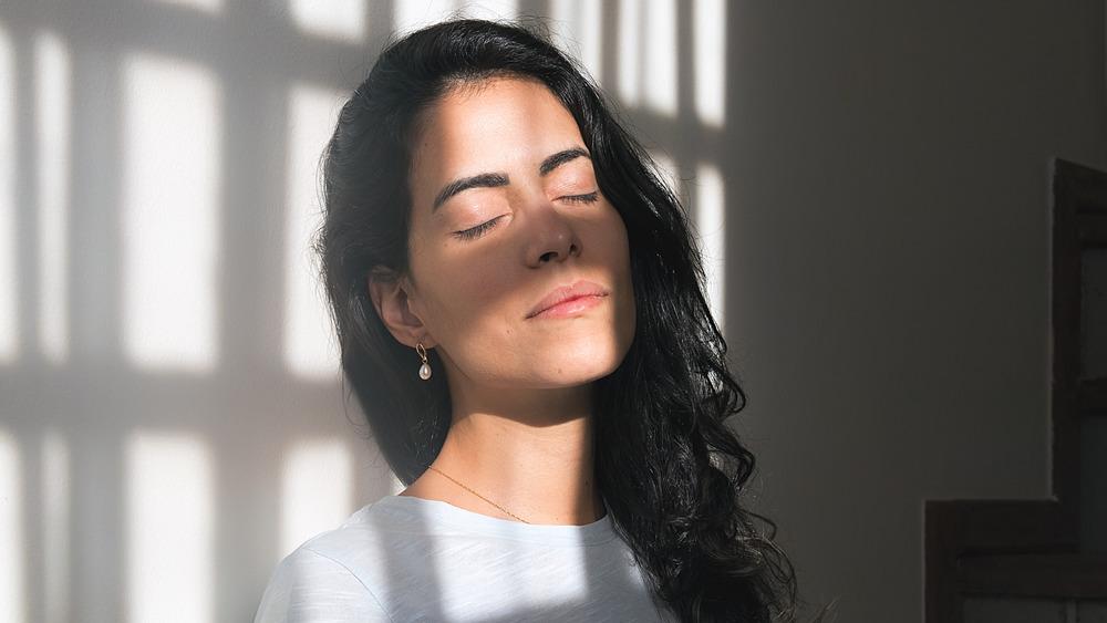 Vitamin D from sunshine